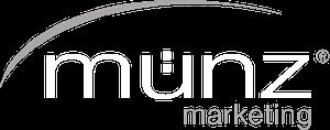 Logo des Kunden münz marketing